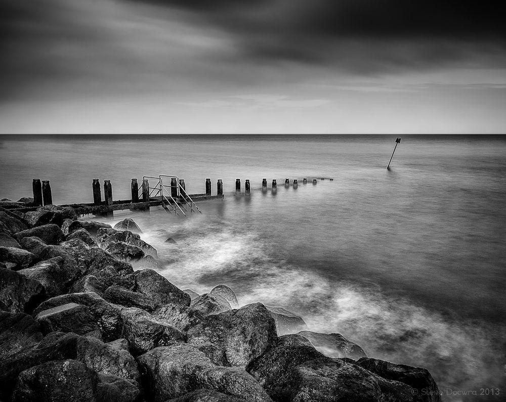 Coastline by stevedocwra