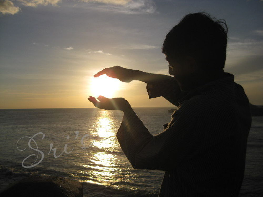 Burning Hands.. by sriranjani.ch