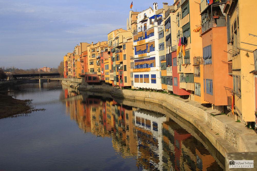 Gerona, Spain by TaGReed