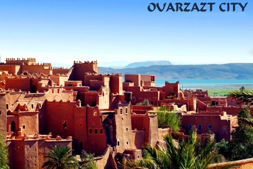 kasabah de taourirt . Ouarzazate Maroc by Abdou Faiz