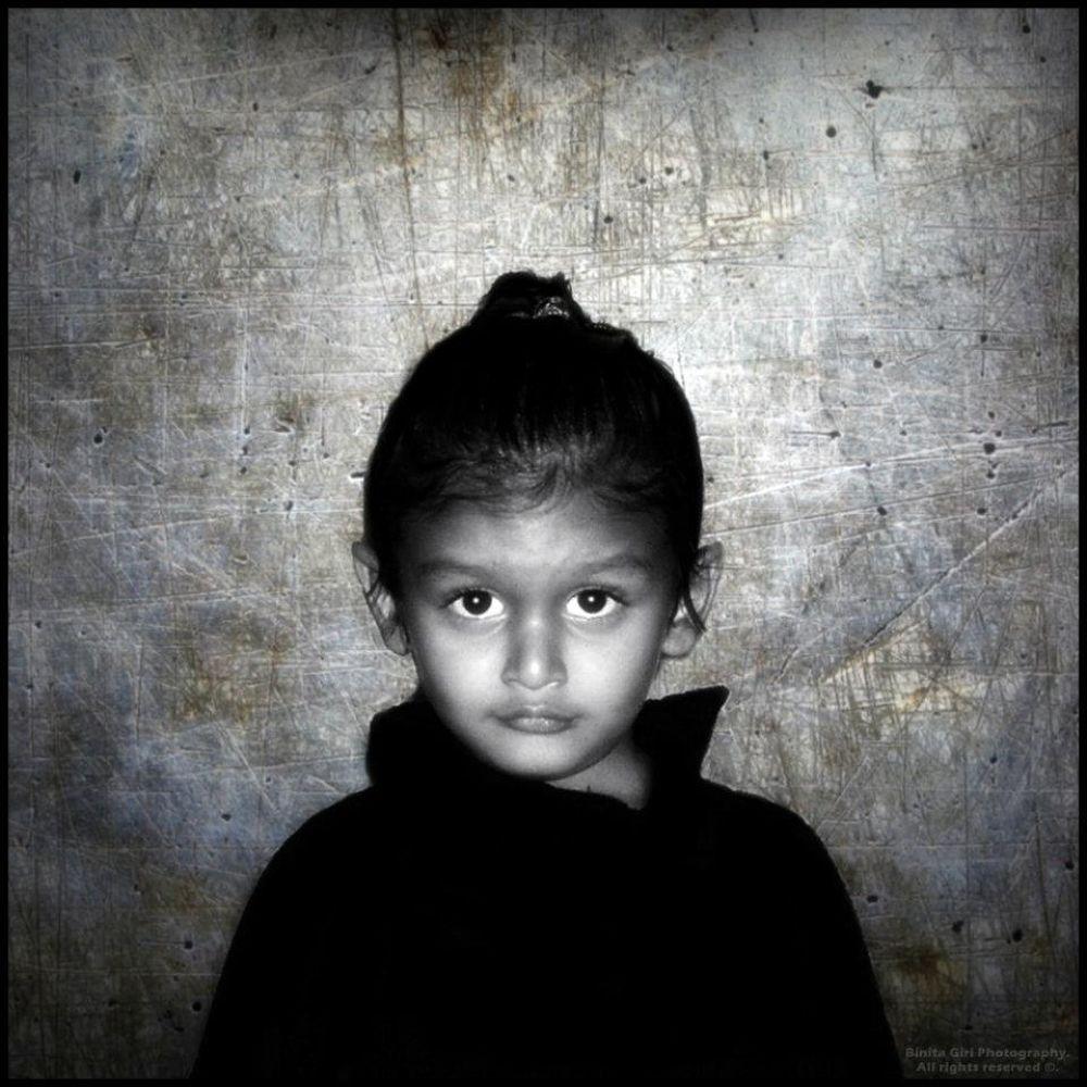 Innocence by binitagiri
