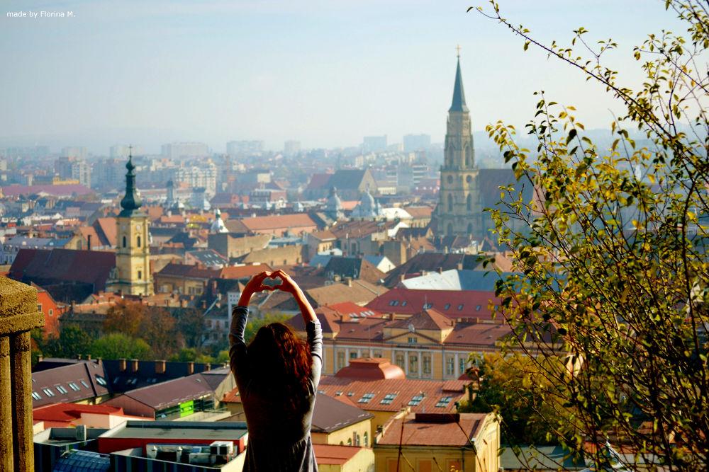 The Girl Heart Cluj by Florina Mocanu