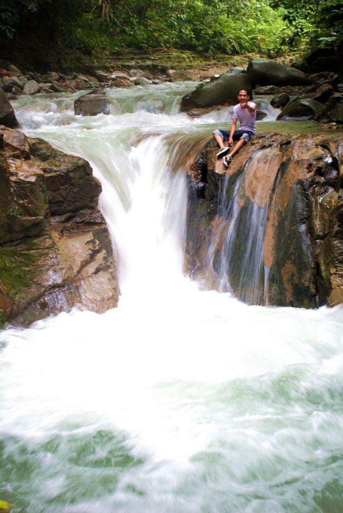 lau mentar canyon by Danur Abdillah