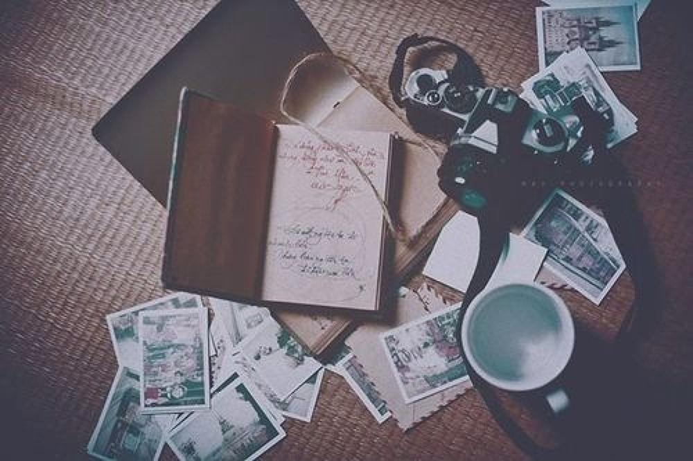 watching at old memories by Adna Tatlic