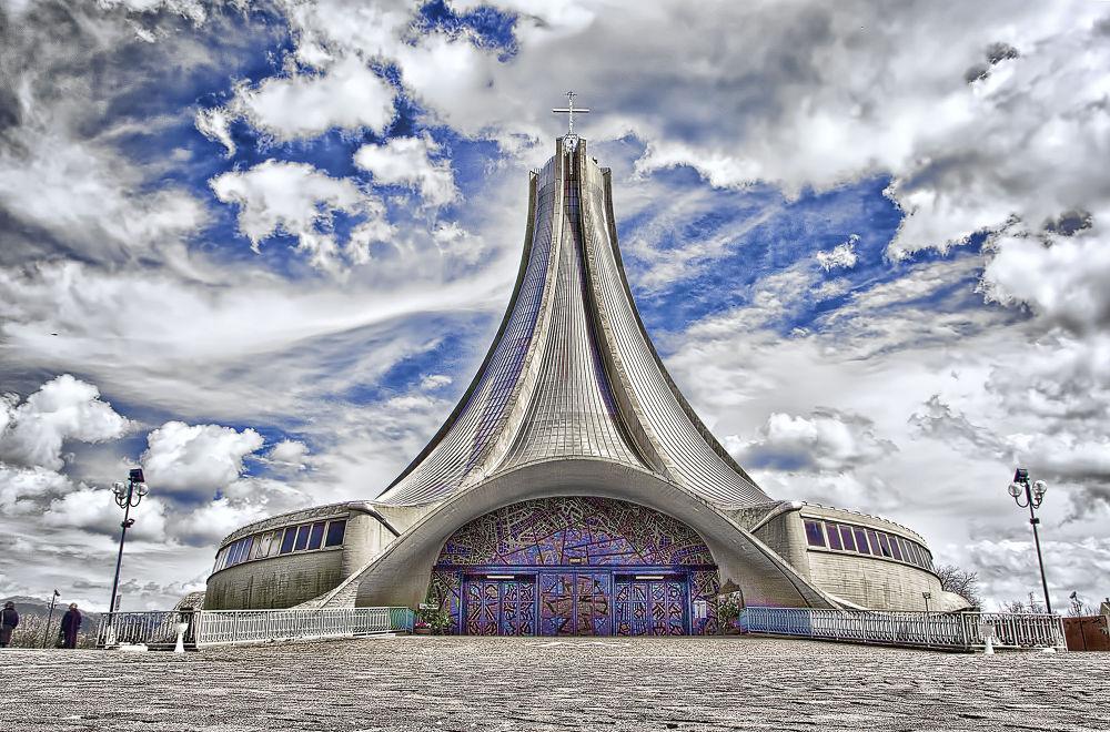 church by Dennis Contreras
