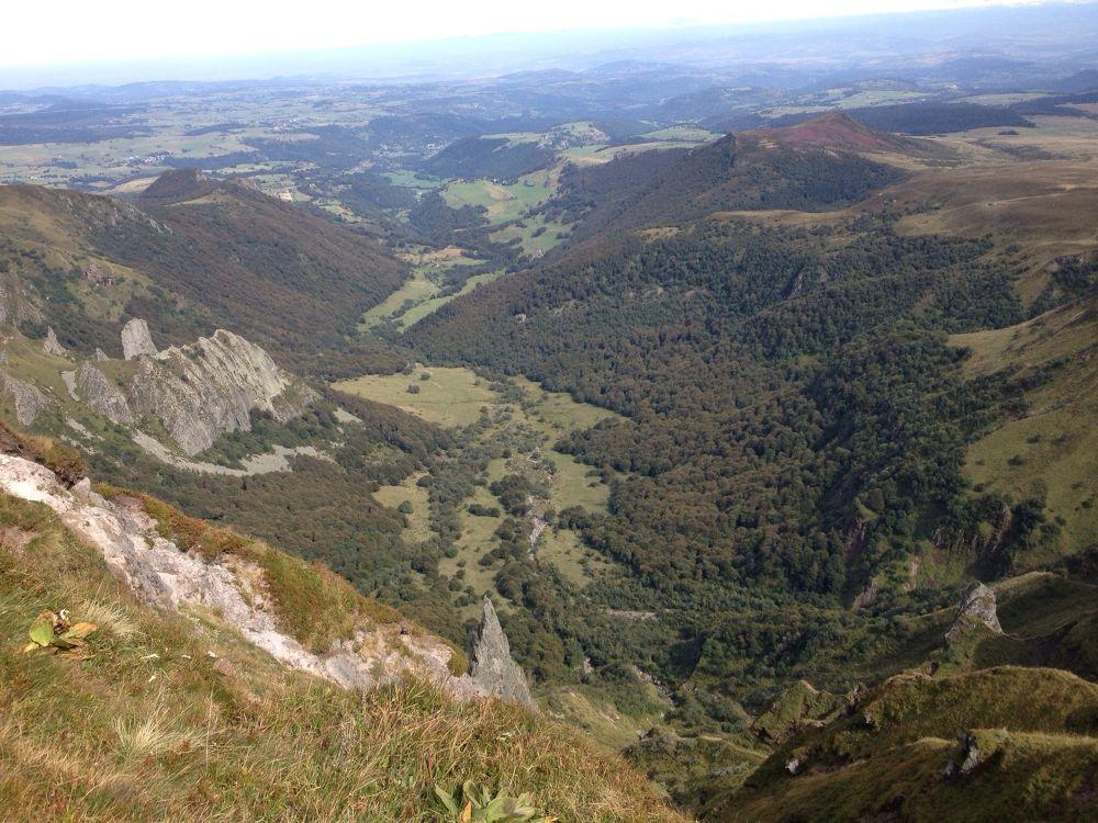 Vallée de Chaudefour  by jfsauze