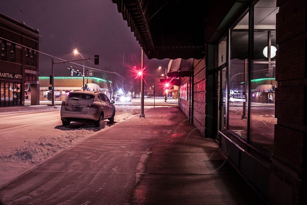 Night Streets by Jon_E