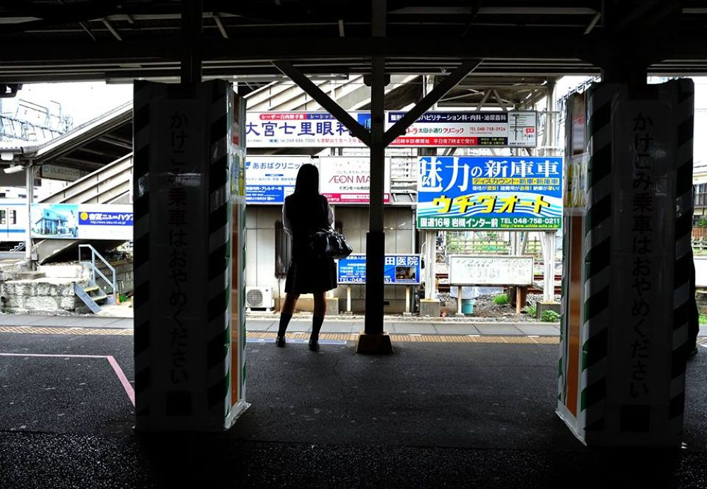 STATION by Masaki Ikeda