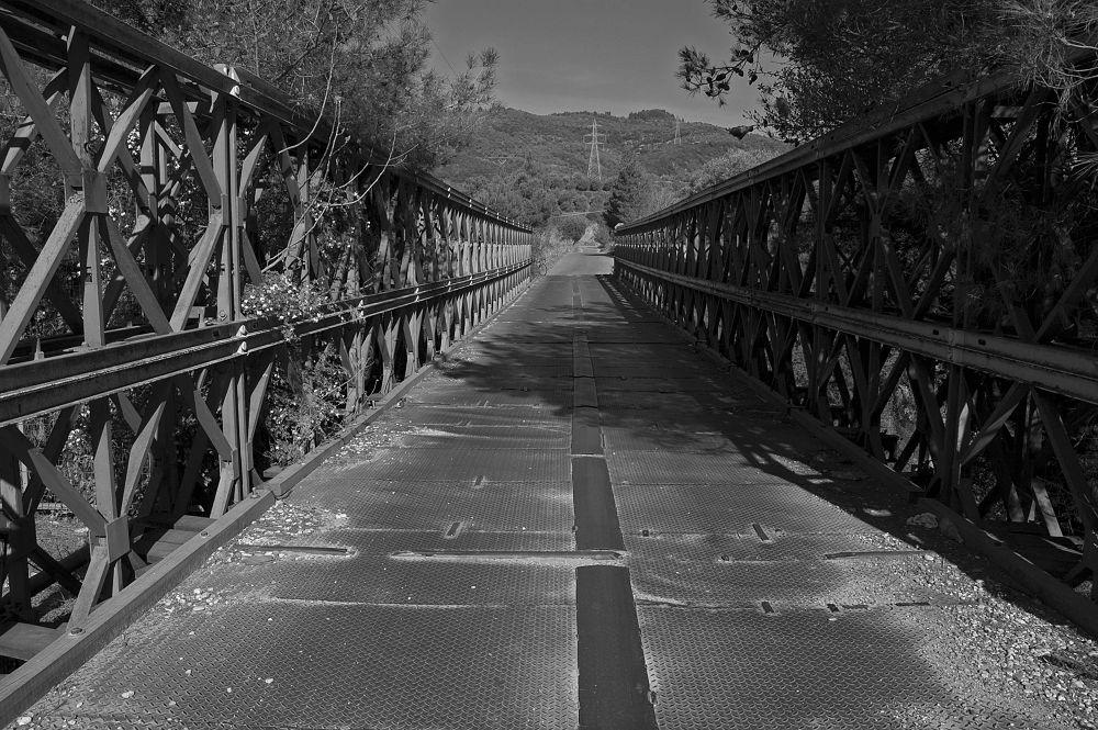 Old bridge by Tassos Datsis