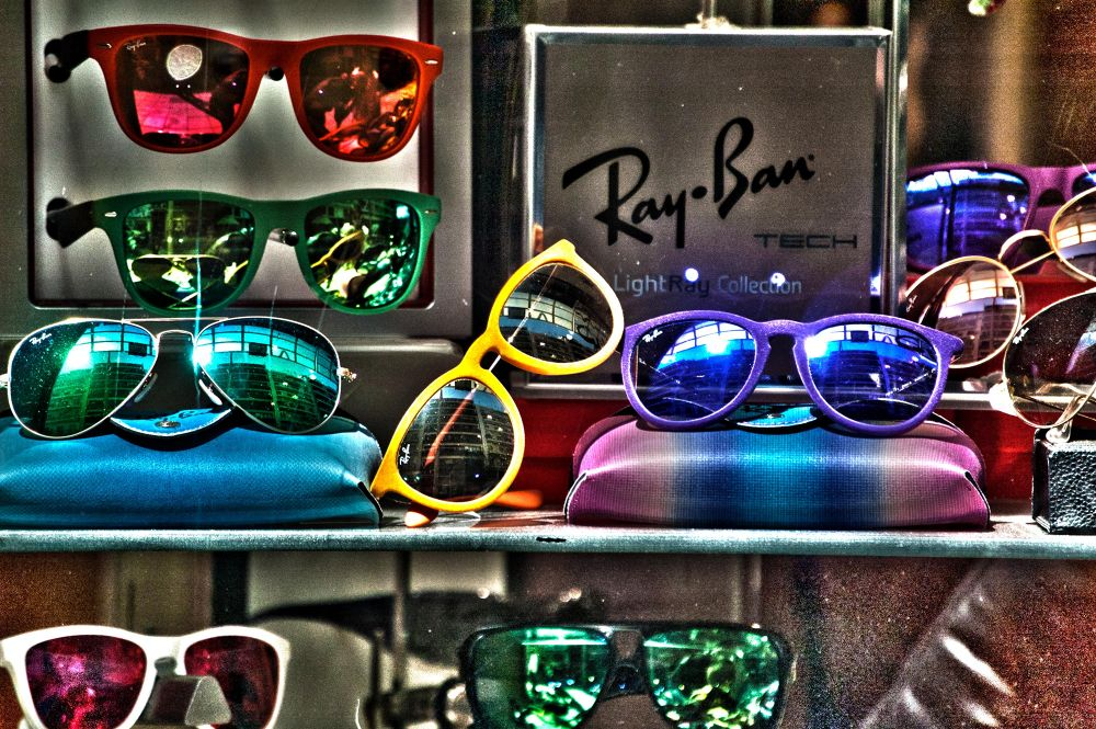 Sunglasses by Tassos Datsis