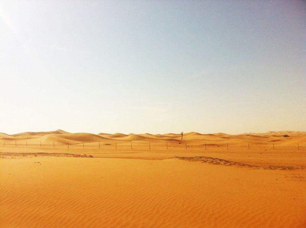 Desert of Oman by GianCarla Fratesi