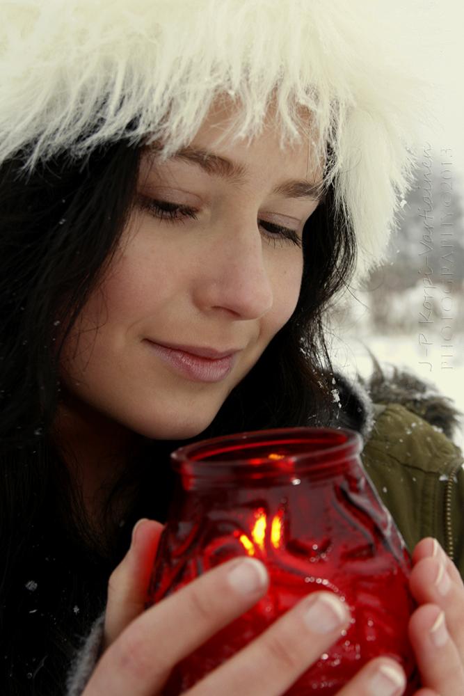 Red Christmas Dreams by JP Korpi-Vartiainen