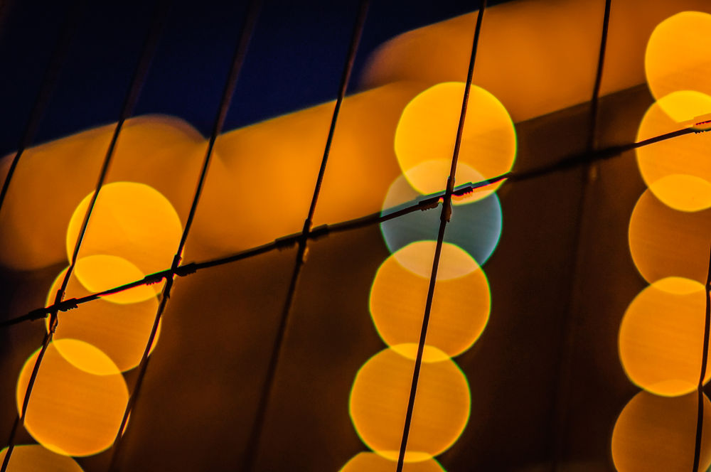 lines of lights dots-1 by SaidRizky