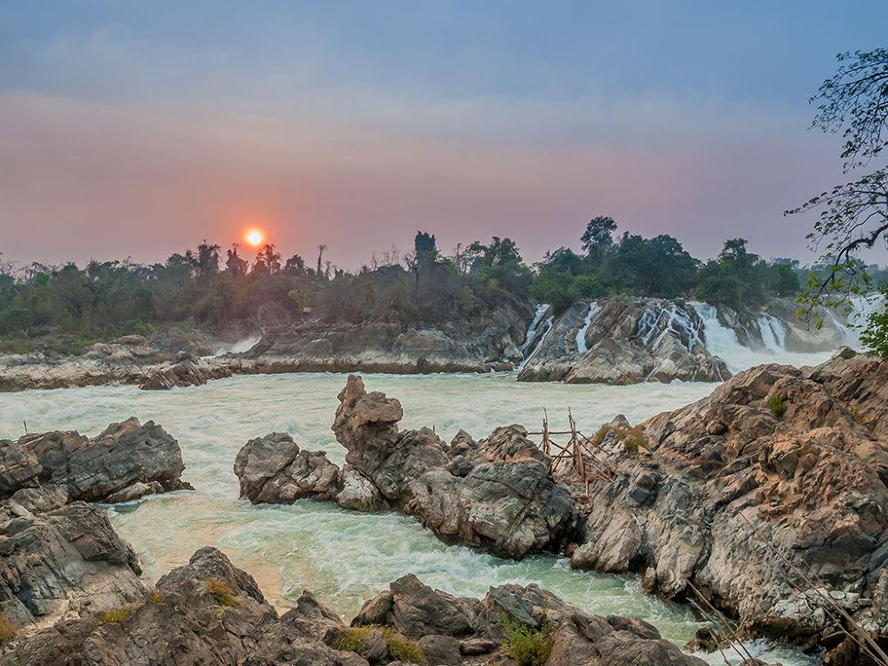 Khone Pha Pheng by nam.ing