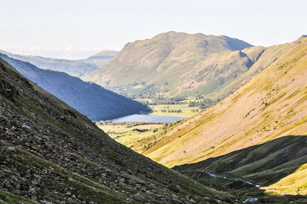 Lake District National Park by Mark Hawksworth