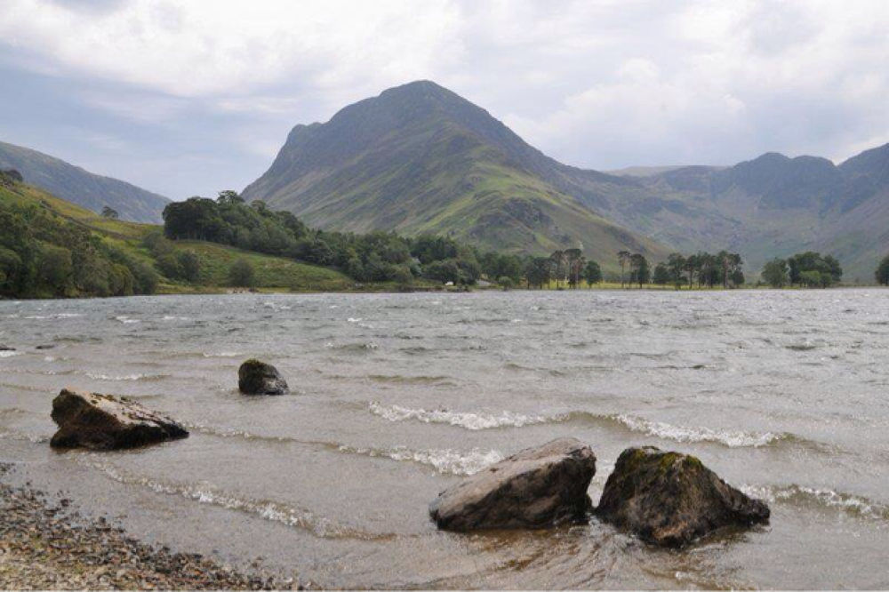 Buttermere,Lake District National Park by Mark Hawksworth