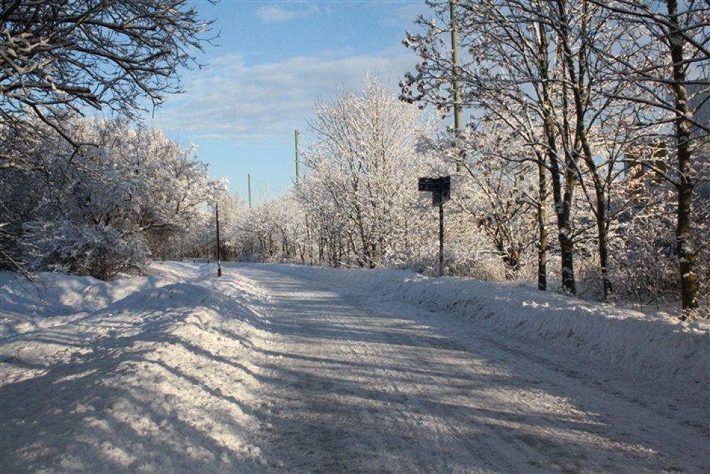 Photo in Random #högsbo #vinter