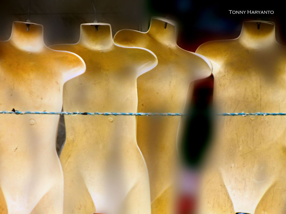 Plastic body by Tonny Haryanto