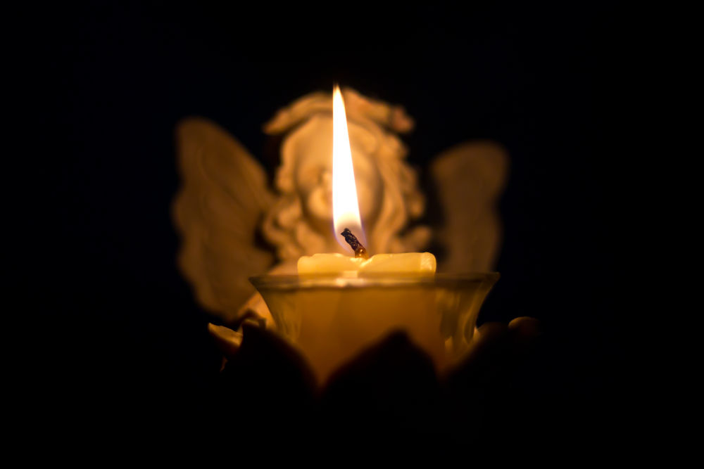 Candle by Brett Donley
