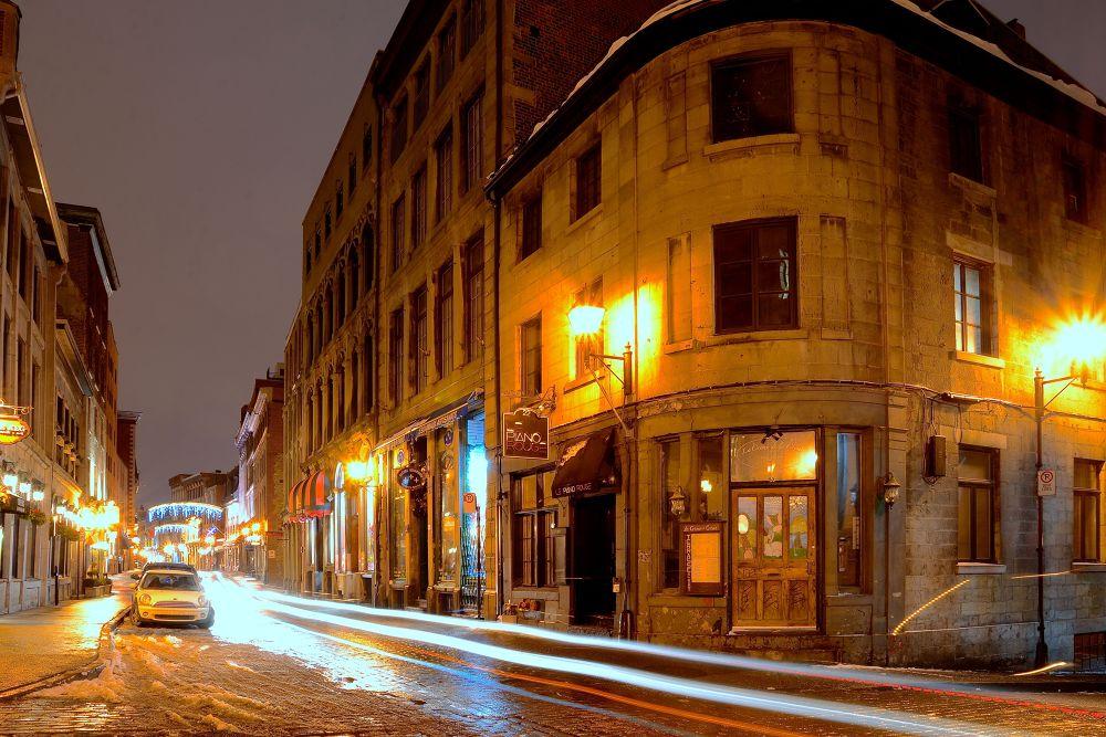 Vieux-Montréal, Canada by leo_li