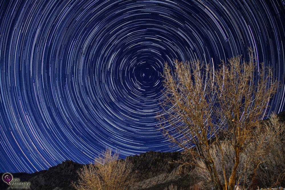 Star trails by QaisAlantaky91