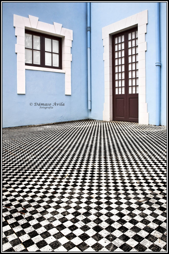 That Corner by Dámaso Àvila