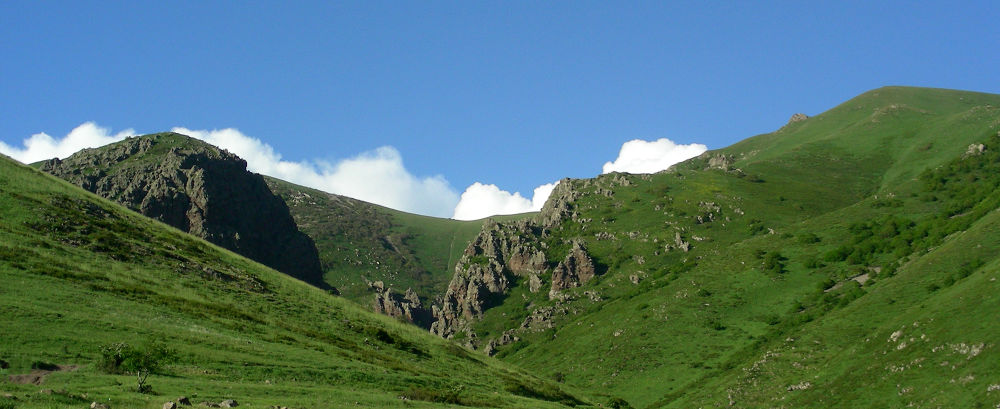 Ara mountain, Armenia by Seize