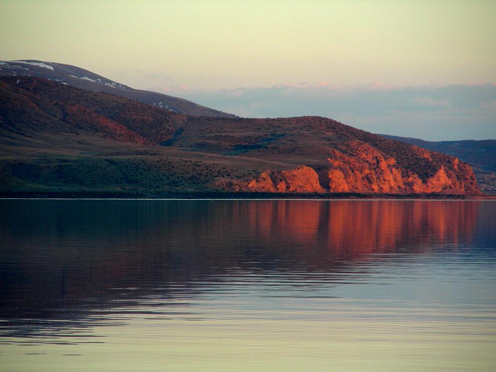 Sevan lake, Armenia by Seize
