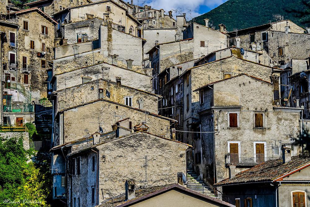 Scanno by Michele Vitulano