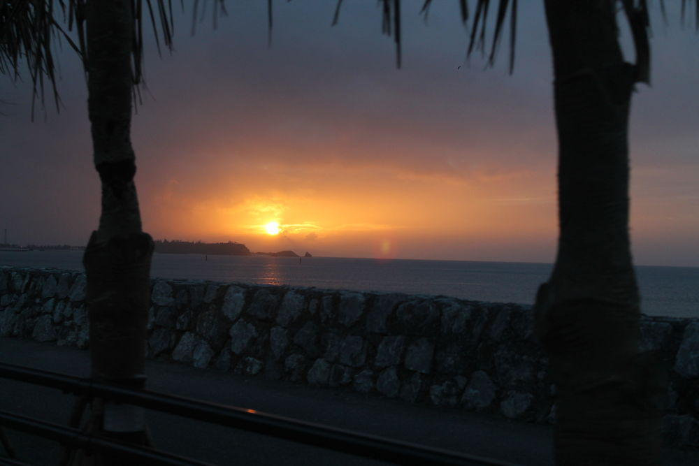 Oki Sunset by Kaitlyn Howard