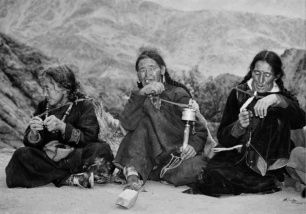 Tibet by Diego