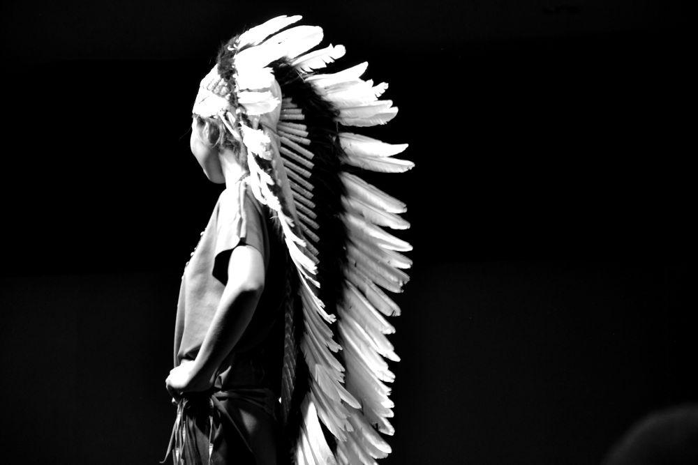 Apache  by Sandra Abel