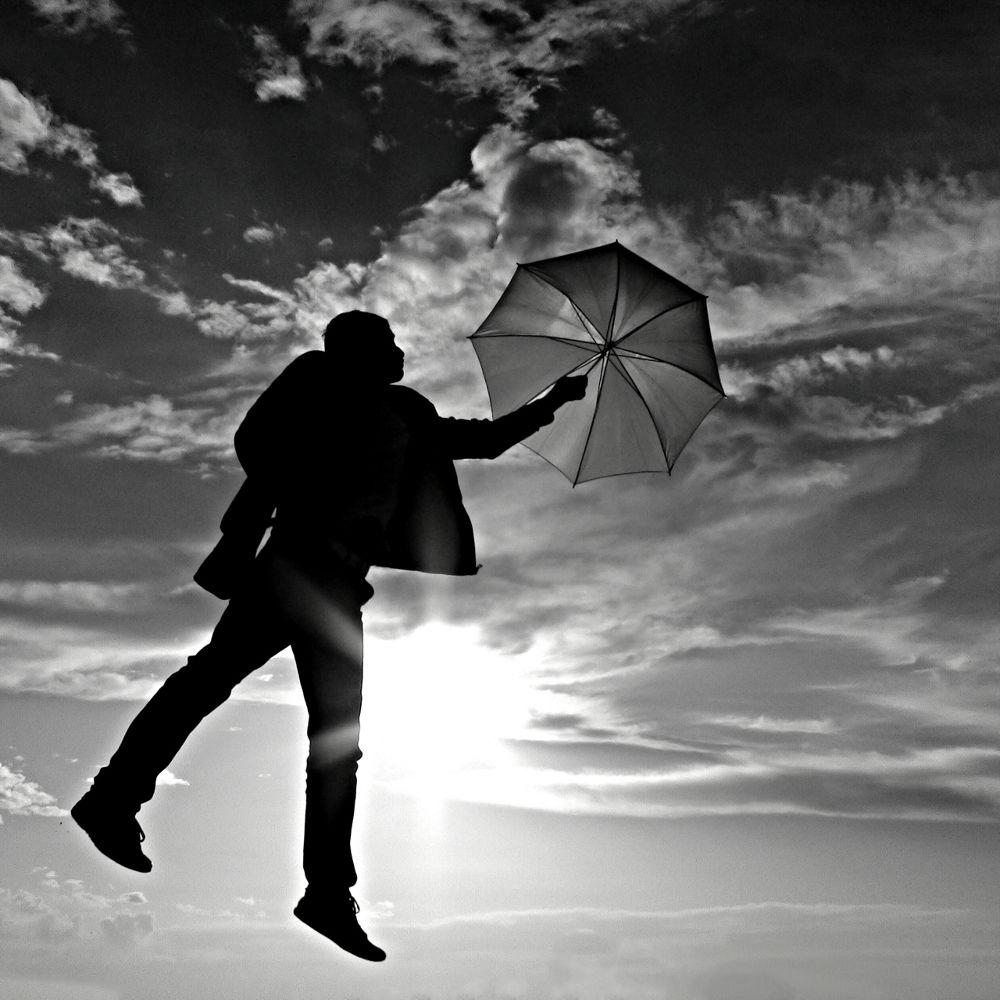 fly to sky and sky alone by Abduraxim Abdumajidov