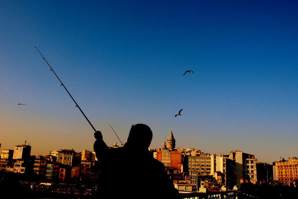 Balık tutmak by Aysecigdembayramoglu
