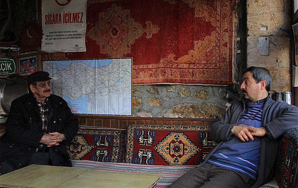 local issues by Cihan Kızıltan
