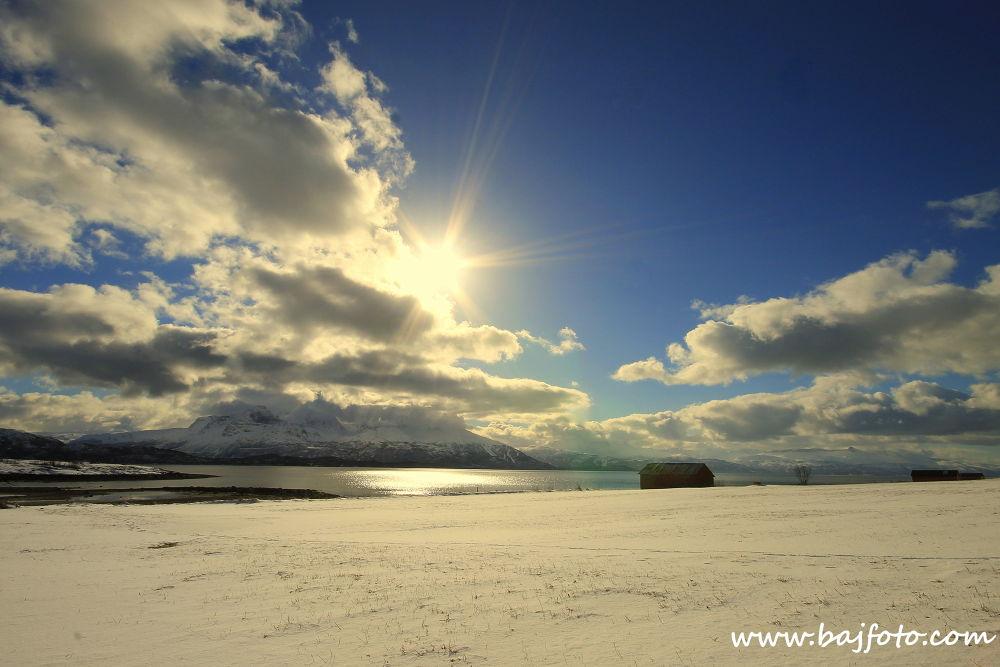 Herjangen,North-Norway by Bjørn Jørgensen