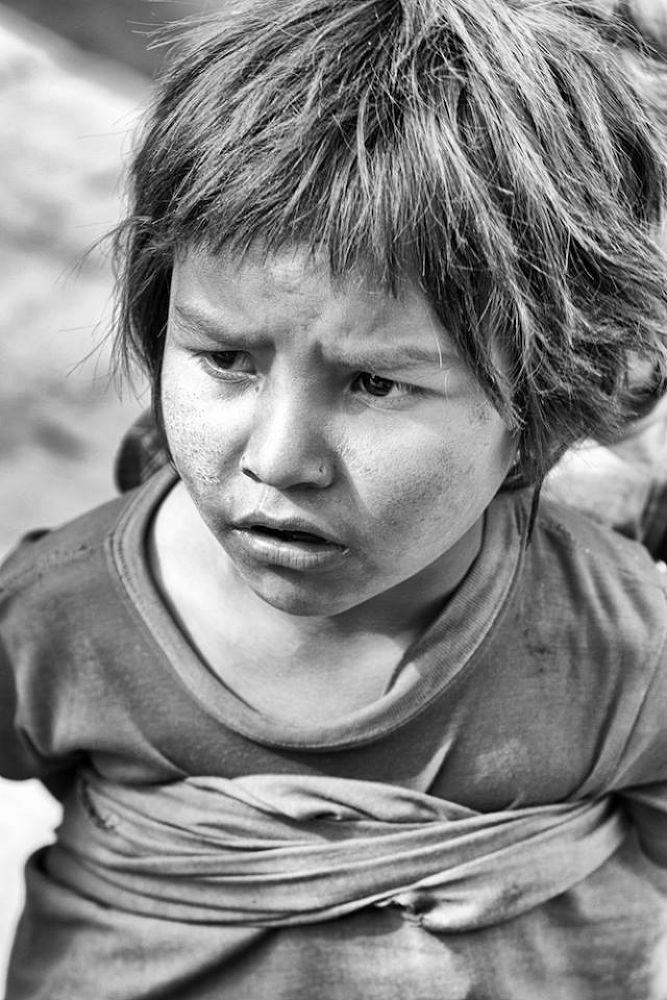 THE CHILD OF THE STREET by joris.cheyrou