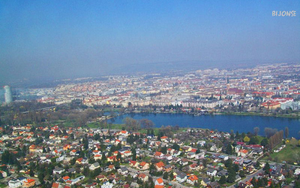 Vienna by bijonse