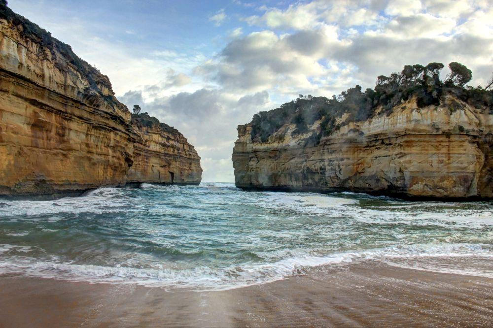 ocean road - australia 2013 by Betul Ulukol