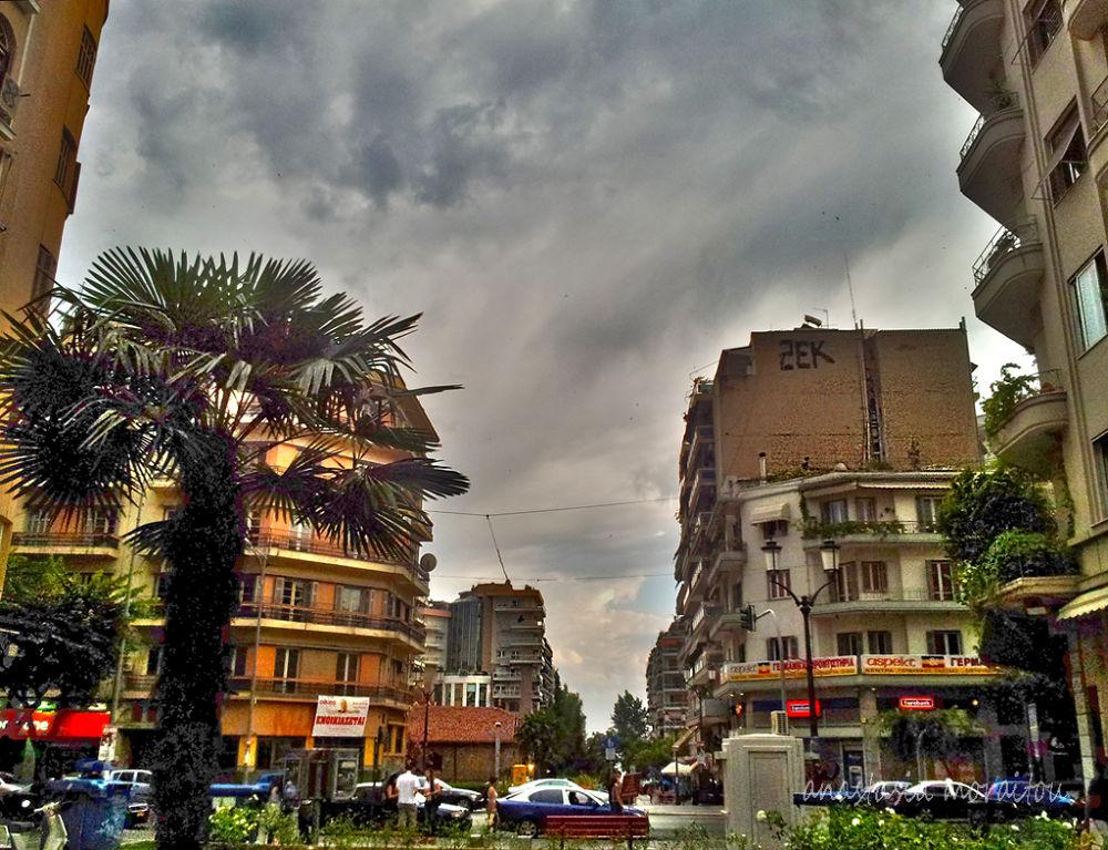 Thessaloniki  by anastasiamoraitou