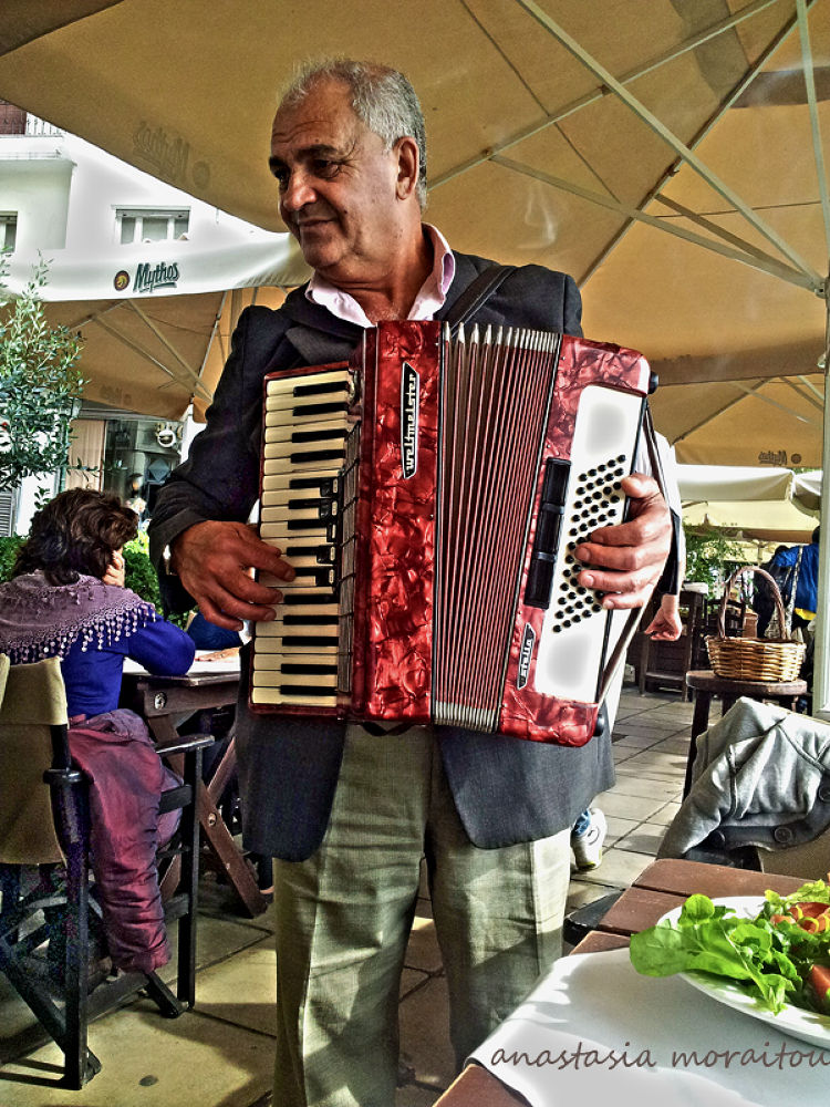 Musician 2 by anastasiamoraitou