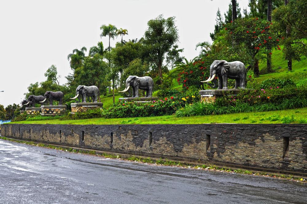 Kampung Gajah 1 by Vigo Larwuy