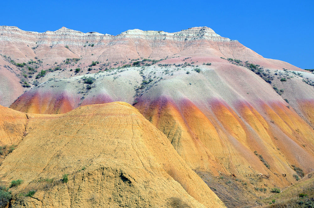 Colors of the Badlands by dhphoto