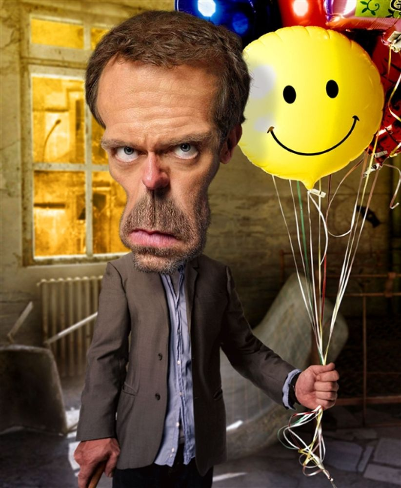 Photo in Random #house #hugh #laurie #~ #md