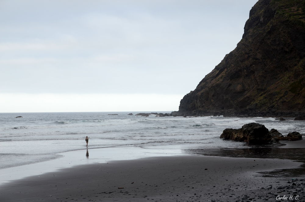 Maiata Beach by CarlosHCamacho