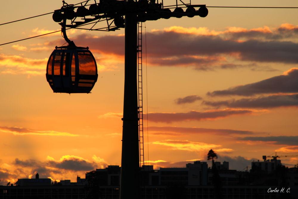Sunsets II by CarlosHCamacho