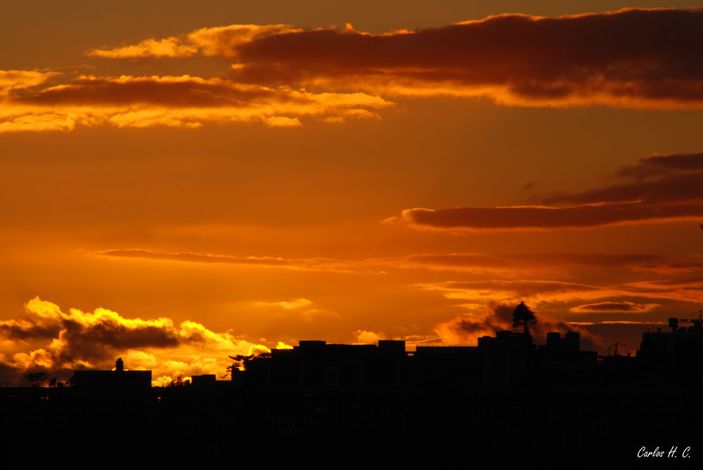 Sunsets III by CarlosHCamacho