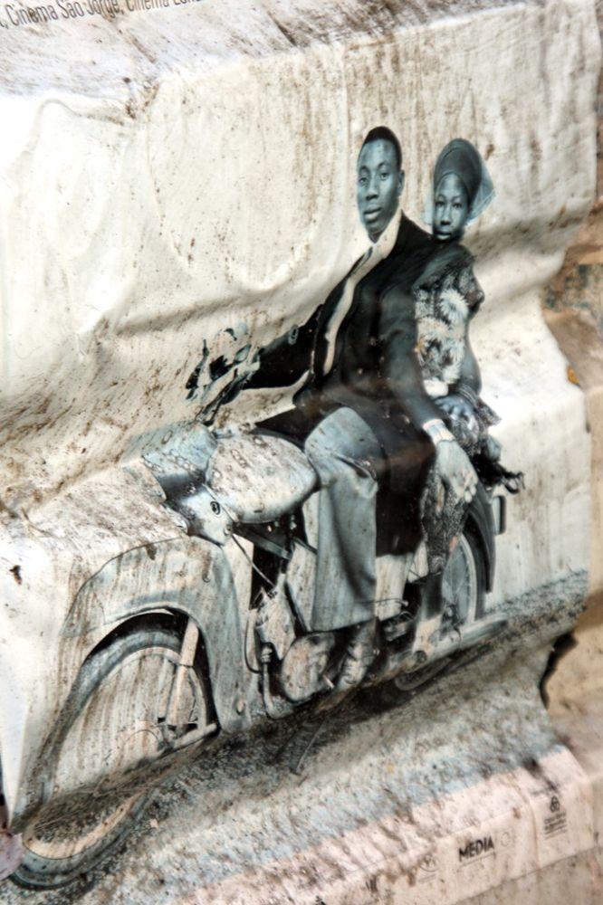 Bike of Bamako by Alexbage