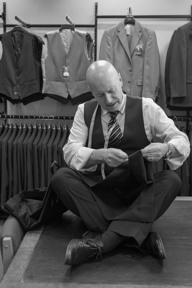 Tailor by junah