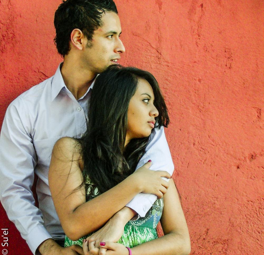 Amor es ver al futuro juntos by Suhell Ramirez
